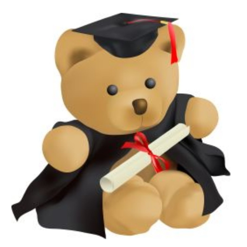 Enchanting Graduation Cap And Gown Clipart Pictures - Best Evening ...