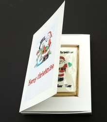 Christmas Cookie Card - Free Delivery