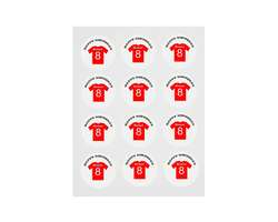 Football Shirt Toppers