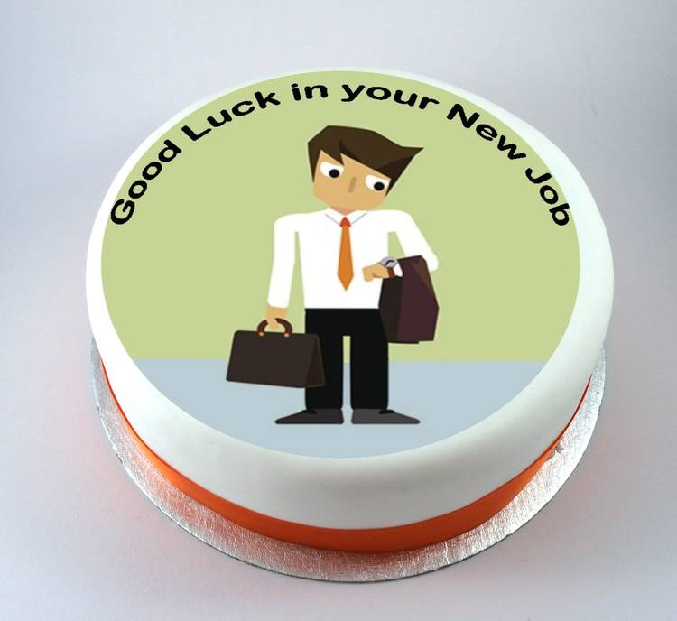 Cake Decorating Ideas For New Job : Man in Suit Cake Kiss Cakes