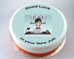 Cake Decorating Ideas For New Job : New Job Cakes Kiss Cakes