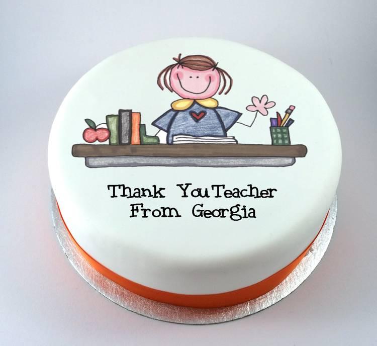 Cake Design For School : School Girl Cake Kiss Cakes