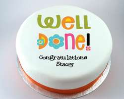Well Done Cake