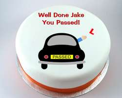 You Passed Cake